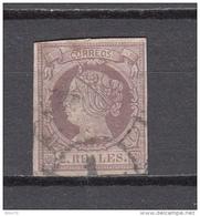 1860    EDIFIL  Nº 56 - Usados