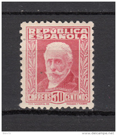1931 - 1932   EDIFIL  Nº  659   / * / - 1931-50 Nuevos & Fijasellos