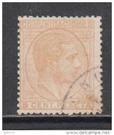 1878   EDIFIL  Nº  191 - 1875-1882 Reino: Alfonso XII