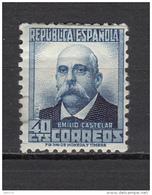 1931 - 1932   EDIFIL  Nº  660   / * / - 1931-50 Nuevos & Fijasellos