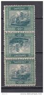 1921   MICHEL  Nº  55 A  Kdr    ** / * - 1920-35 Sociedad De Naciones
