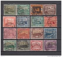 1922 - 1923   VARIOS  SELLOS - 1920-35 Sociedad De Naciones