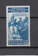 1935  Sassone  Nº 46   / ** / - Unused Stamps