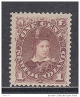 1880    YVERT  Nº   35   / * / - Newfoundland