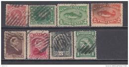 1876 - 1894    VARIOS  SELLOS - Newfoundland