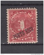 1899    YVERT  Nº  1  / * / - Puerto Rico