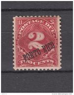 1899    YVERT  Nº  2  / * / - Puerto Rico