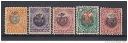 1882   VARIOS  SELLOS   / * / - Peru