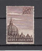 1953   Sassone Nº 22 - Poste Aérienne