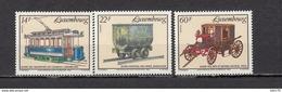 1993   YVERT  Nº 1274 / 1276    / ** / - Luxemburgo