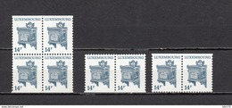 1991   YVERT  Nº 1233   / ** / - Luxemburgo