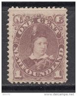 1880   YVERT  Nº 35a   / * / - Newfoundland