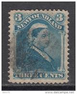 1880   YVERT  Nº  37 - Newfoundland