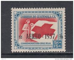 1957  YVERT  Nº 223   / ** / - Guatemala