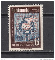 1963   YVERT  Nº  286    / ** / - Guatemala