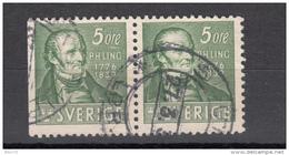 1939    YVERT  Nº 273 D - Suède