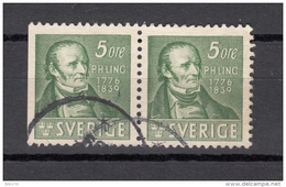 1939    YVERT  Nº 273 D - Suecia
