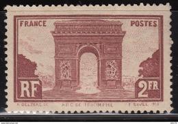 1931      YVERT Nº   258    / * / - Nuevos