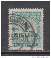 1923   MICHEL   Nº  314 A P  HT - Usados