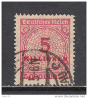 1923   MICHEL   Nº  317 A P  HT - Usados