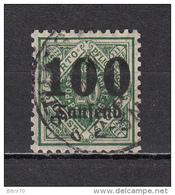 1923   MICHEL  Nº 177    -- Greprüft -- - Wurtemberg