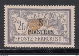 1903  Yvert Nº 19  /*/ - Kreta (1902-1903)
