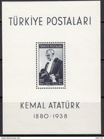 1939  MICHEL Nº BLOCK 1  MNH - 1921-... República