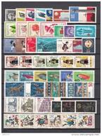 1966   VARIOS  SELLOS  / ** / - DDR