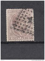 1878    EDIFIL  Nº 190 - Gebraucht