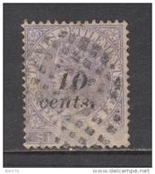 1879 - 1886    YVERT  Nº 27 - Straits Settlements
