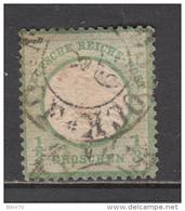 1872    MICHEL  Nº  17 - Deutschland