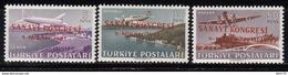 1951  MICHEL Nº 1270 / 1272  MNH - 1921-... República