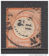 1872    MICHEL  Nº  18 - Germania