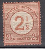 1874  MICHEL Nº 29   / * / - Deutschland