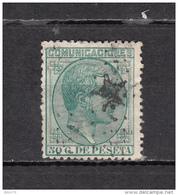 1878    EDIFIL  Nº 196 - 1875-1882 Koninkrijk: Alfonso XII