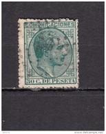 1878    EDIFIL  Nº 196 - Gebraucht