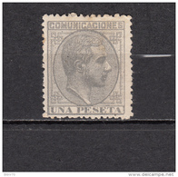 1878    EDIFIL  Nº 197   / * / - Nuevos