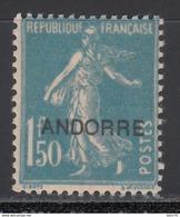 1938 Yvert Nº 13   /*/ - Frans-Andorra