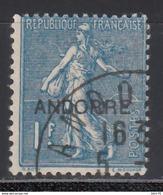 1938 Yvert Nº 18 - Andorre Français