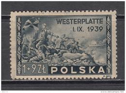 1945    MICHEL  Nº 407    / * / - Nuovi