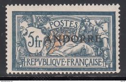 1938 Yvert Nº 21  /*/ - Andorre Français