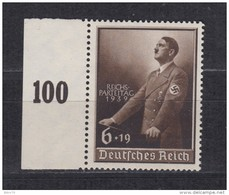 1939   MICHEL   Nº  701   / ** / - Alemania