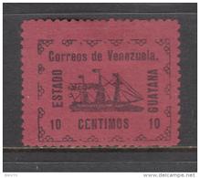 1903    YVERT  Nº  88  ( * ) - Venezuela