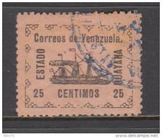 1903    YVERT  Nº  89 - Venezuela
