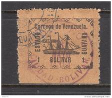 1903    YVERT  Nº  91 - Venezuela
