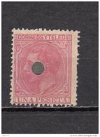 1879   EDIFIL  Nº 207 T - 1875-1882 Koninkrijk: Alfonso XII