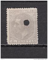 1879   EDIFIL  Nº 208 T - Télégraphe