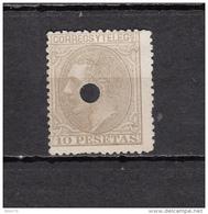 1879   EDIFIL  Nº 209 T - Télégraphe