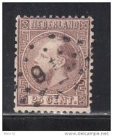 1867  YVERT  Nº 11 - Period 1852-1890 (Willem III)