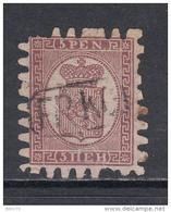 1866 - 70   YVERT  Nº 5 - Usados